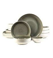 RESONA MOSS 16 PIECES DINNERWARE SET