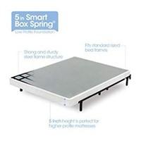 "5"" SMART BOX SPRING FULL (NOT ASSEMBLED)"
