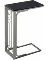 MONARCH SPECIALTIES SIDE TABLE(NOT ASSEMBLED)