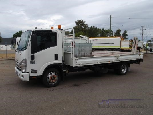 2010 Isuzu NPR 400 Long - Truckworld.com.au - Trucks for Sale