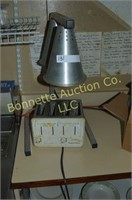 Online Only Golf Course Equipment Auction