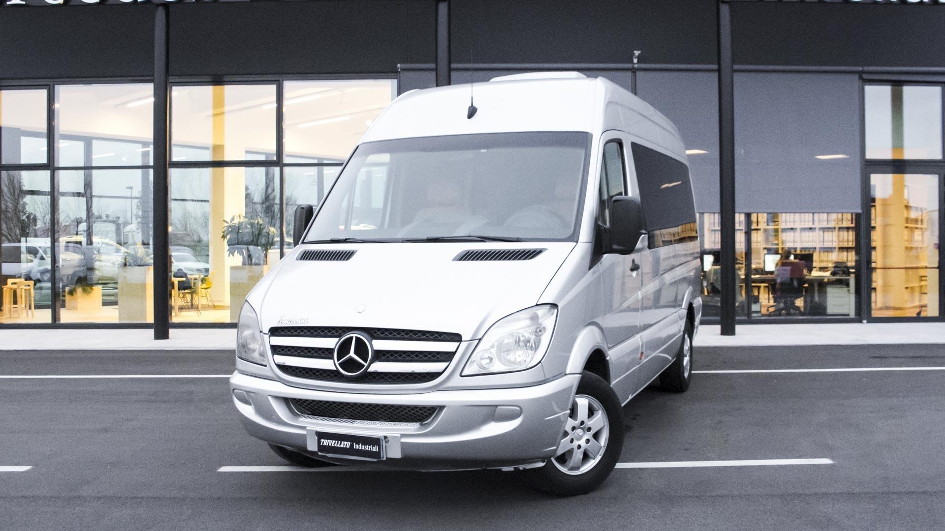 Mercedes-Benz SPRINTER 315