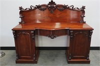 Household Furniture Items Inc Victorian Sideboards
