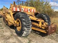 Caterpillar 435E Hydr Pull Scraper