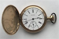 "Waltham Pocketwatch ""Cashier"""