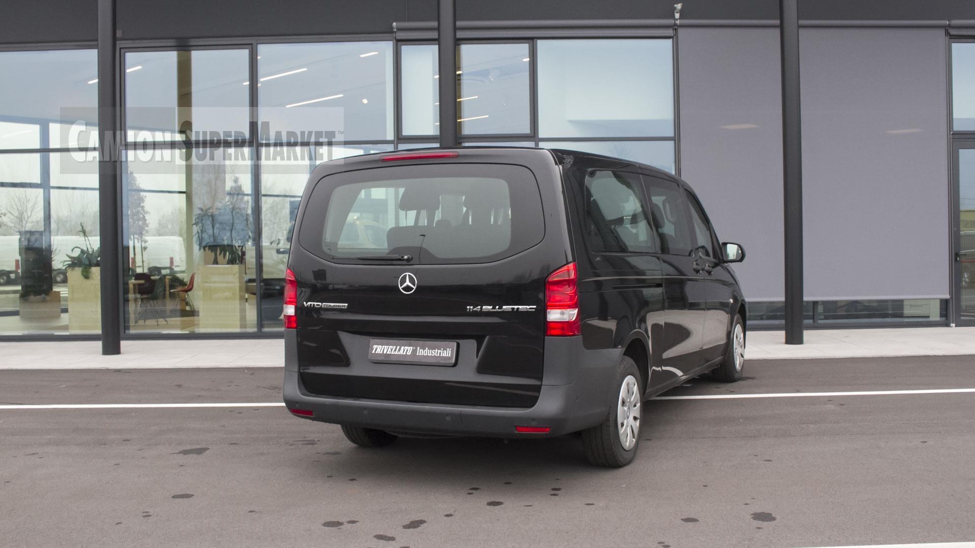 Mercedes-Benz VITO 114 Uzywany 2016 Veneto