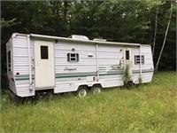 Conquest Camper  Auction