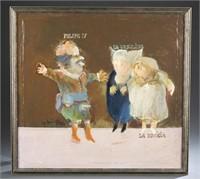 Collectors Series: Self-Taught Folk & Fine Arts - October 17