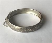 Vintage Ladies Sterling Bracelet