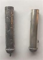 Sterling Vintage Lip Stick Tube