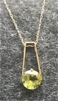 Fine Ladies 14K Gold Necklace