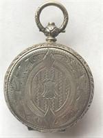 European Pocketwatch 800 Silver