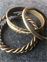 Grouping of Ladies Antique Bracelets