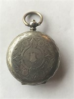 European Pocketwatch 800 Silver