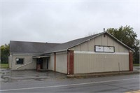ONLINE ONLY REAL ESTATE AUCTION OF COMMERCIAL PROPERTY