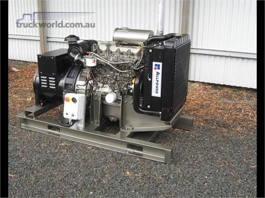 0 Yanmar 30 KVA - Heavy Machinery for Sale