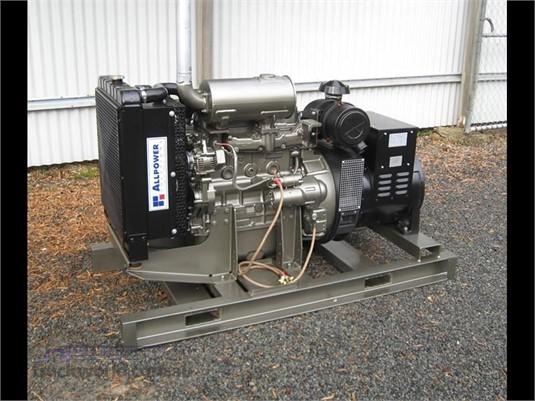 0 Yanmar 25 KVA - Heavy Machinery for Sale