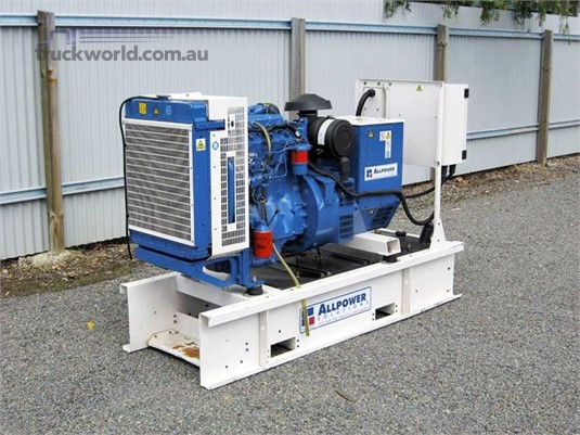 0 Perkins 25 KVA - Heavy Machinery for Sale