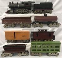 Toys & Trains.
