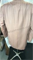Empire 2pc Men's suit 100% wool with Tie