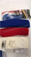 Superman Logo Socks Size 8-12 from Six Flags and