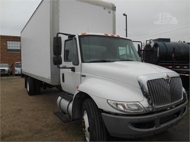 Van Trucks / Box Trucks For Sale In Dallas, Texas - 657