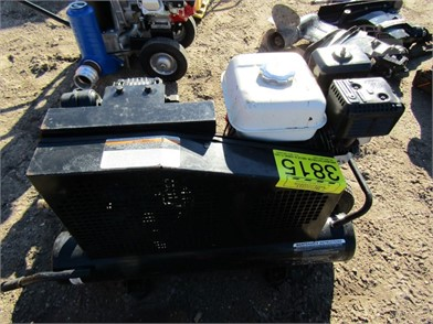 UNKNOWN MTM AIR COMPRESSOR HONDA 5 5 Auction Results - 1