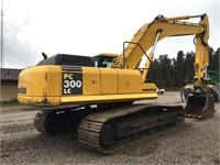 2004 Komatsu PC300LC-7L Hydraulic Excavator