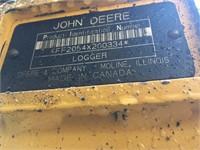2005 John Deere 2054 Delimber