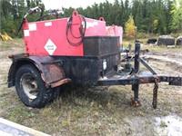 ULC Portable Diesel Tank