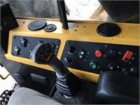 2017 Tigercat X870C Feller Buncher