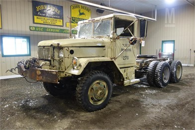 AM GENERAL M35A2 Trucks For Sale - 3 Listings | MarketBook ca - Page