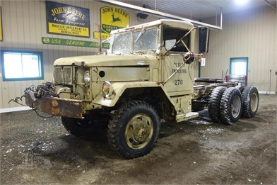 AM GENERAL M35A2 Trucks Auction Results - 7 Listings