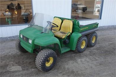 4dbbec8b JOHN DEERE GATOR Auction Results - 6 Listings | MachineryTrader.com ...