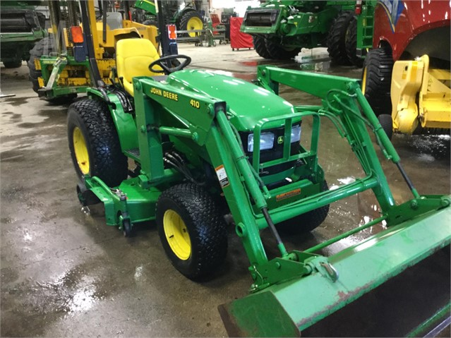 2001 JOHN DEERE 4115 For Sale In Worthington, Minnesota