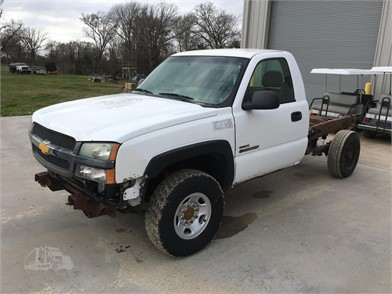 CHEVROLET Cab & Chassis Trucks For Sale - 12 Listings | TruckPaper