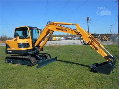 HYUNDAI ROBEX 55 For Sale - 44 Listings   MachineryTrader com - Page