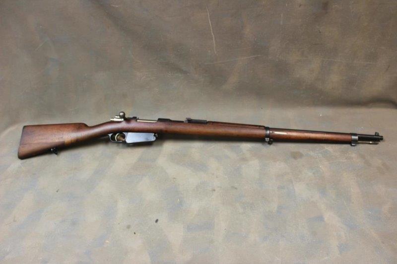 Mauser 1891 Argentine N6153 Rifle 7 63x54 | Smith Sales LLC