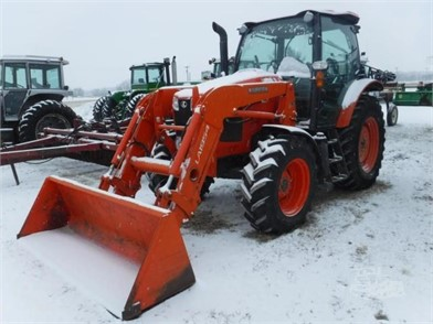 KUBOTA M110 Auction Results - 1 Listings | MachineryTrader