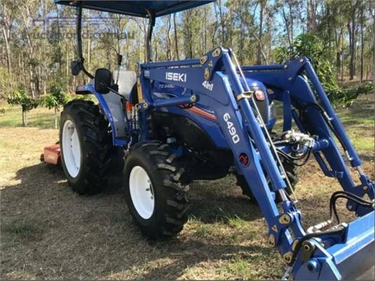 2017 Iseki TG6490 - Farm Machinery for Sale