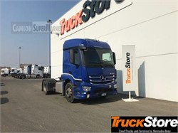 Mercedes-benz Actros 1843  used