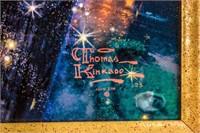 Art Disney Tinkerbell & Peter Pan Thomas Kinkade