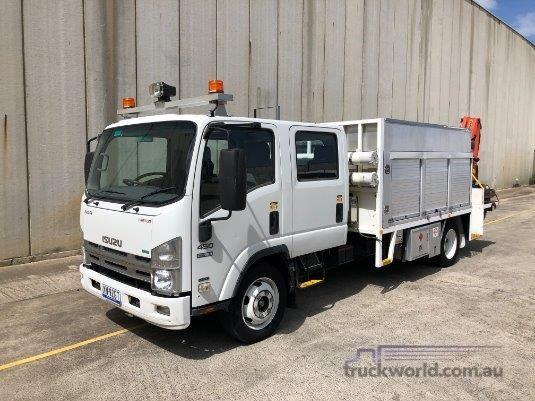 2011 Isuzu NQR 450 Crew Premium - Trucks for Sale
