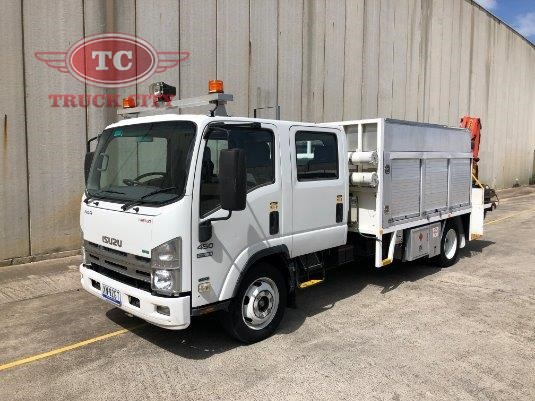 2011 Isuzu NQR 450 Crew Premium Truck City - Trucks for Sale