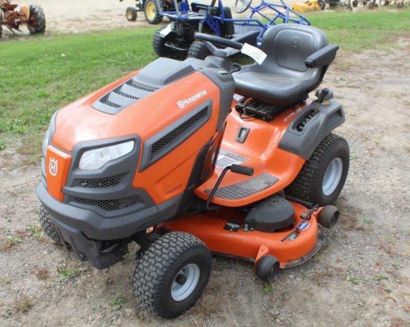 Husqvarna YTH24V48 Riding Mower | Smith Sales LLC