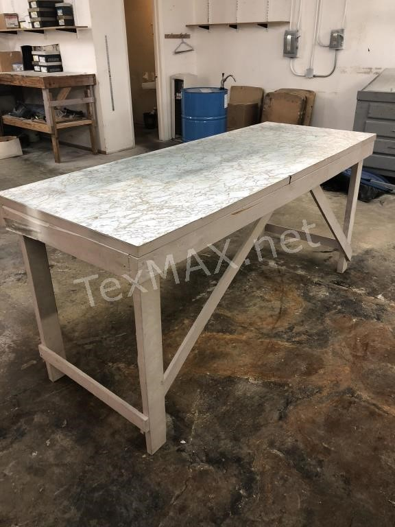 Groovy Wood Work Bench Texmax Auctions Llc Pdpeps Interior Chair Design Pdpepsorg
