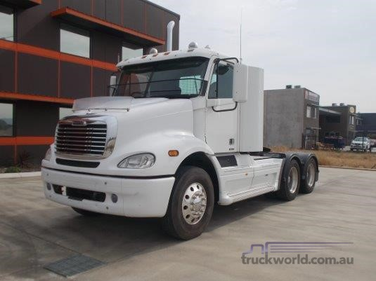 2007 Freightliner COLUMBIA 112 West Coast Trucks and Commercials - Trucks for Sale