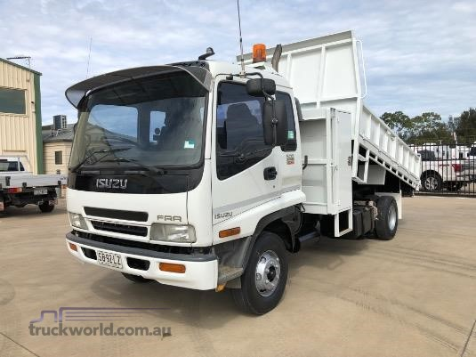 2005 Isuzu FRR 500 Medium Adelaide Truck Sales - Trucks for Sale