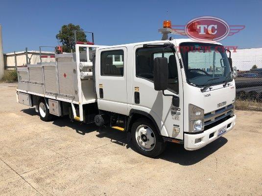 2011 Isuzu NQR 450 Crew Premium Truck City - Trucks for Sale