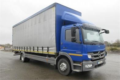 2011 MERCEDES-BENZ ATEGO 1322 at TruckLocator.ie